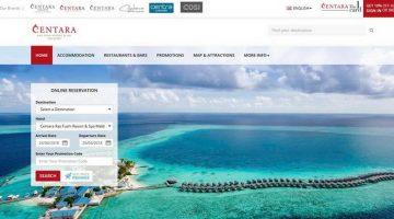 נופש במלון סנטארה ראס פושי - Centara Ras Fushi Resort