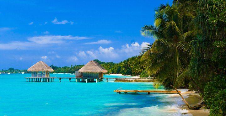 דייג באיים המלדיביים