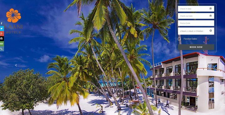 Kaani Beach Hotel Maldives