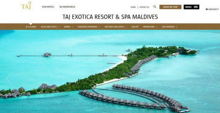טאג' אקזוטיקה ריסורט אנד ספא - Taj Exotica Resort & Spa